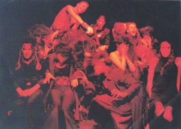 Devised Piece 'Bus of Souls' February 2001