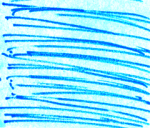 blue - megans lines